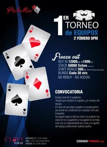 ¡Guadalajara Series of Poker 1.1 por iniciar actividades mañana en Pabellón! 105