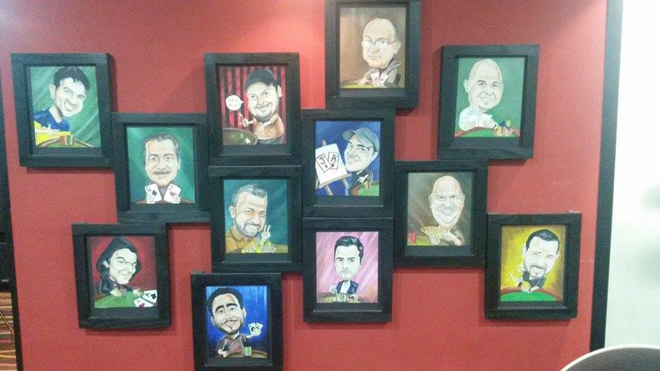 Poker Heroes: el póker hecho arte 102