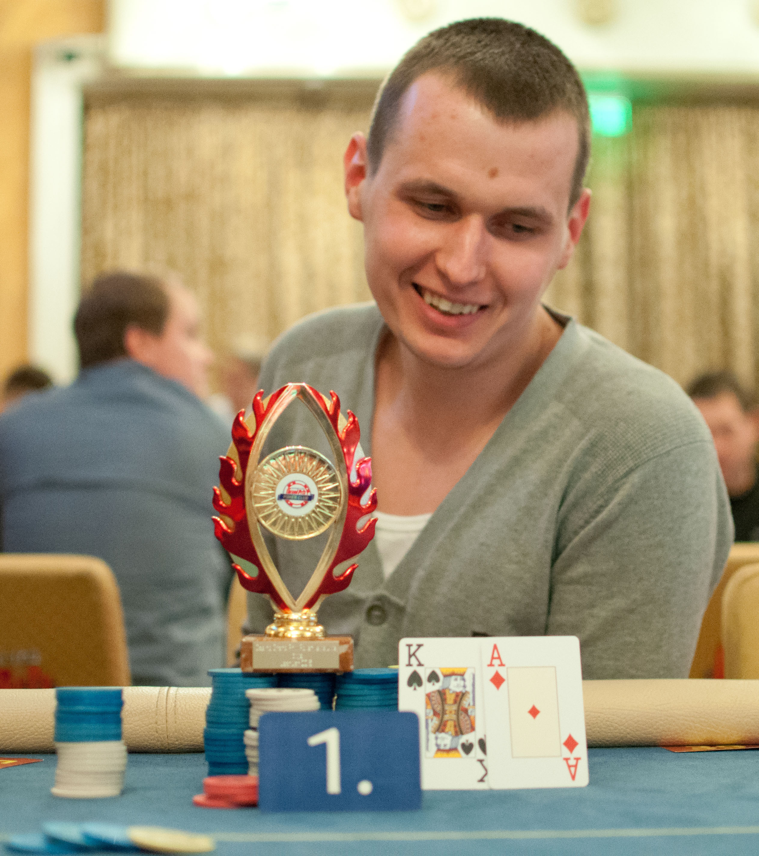 PokerNews Live Tallinn sai teise kahekordse võitja 101