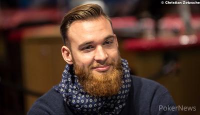 Jan Suchánek je třetí v průběžném pořadí Aussie Millions .600 Main eventu 104