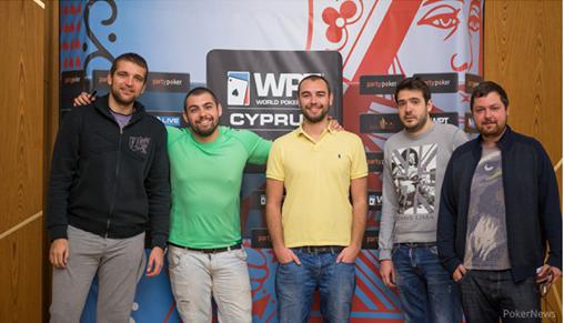 Team BG на WPT