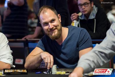 .600 Main event Aussie Millions - AU$ 1.600.000 pro vítěze 101