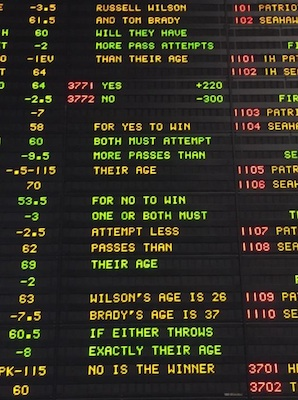 Inside Gaming: Nevada Sportsbooks Readying for Action on Super Bowl XLIX 101