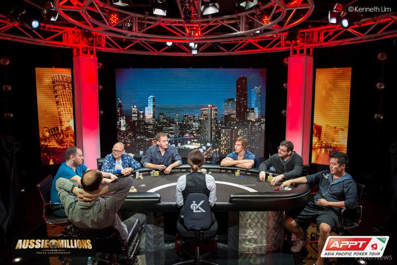 Richard Yong Vence 0k Challenge Aussie Millions 2015 (AUD ,870,000) 101