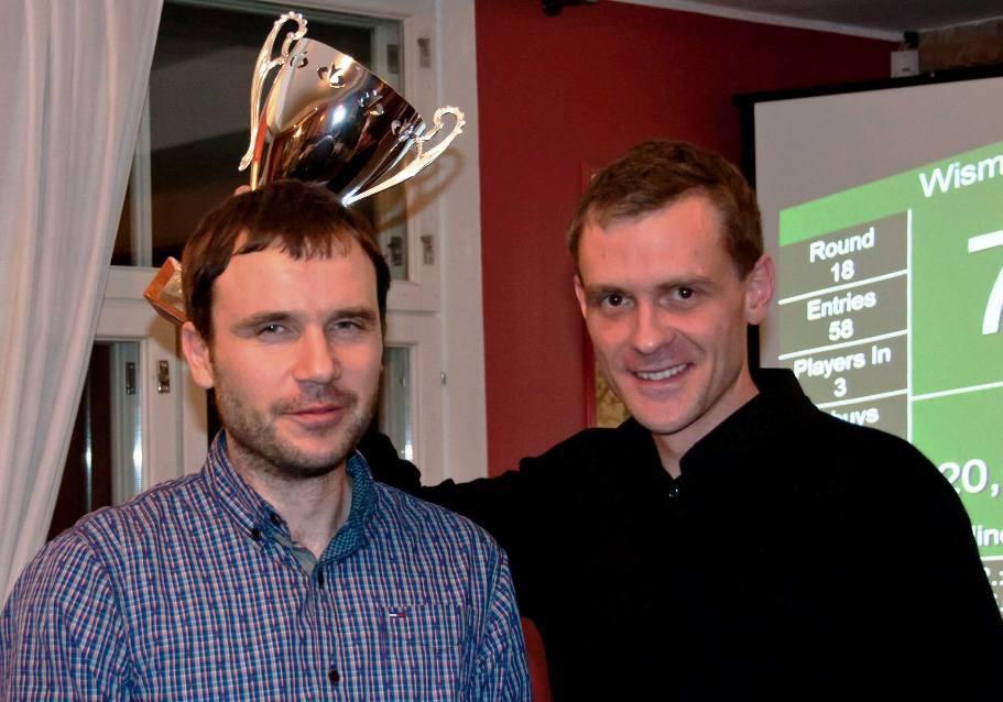 PokerNews alistas korduskohtumises Wismari pokkeriklubi 101