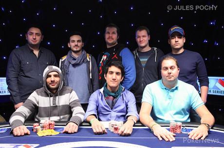 Iván Lucá, cuarto en el Main Event de las France Poker Series (€68,500) 101