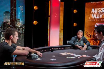 Aussie Millions 0.000 Challenge je Iveyho turnaj 101