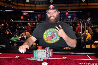 Johnny Landreth Wins WSOP Circuit Horseshoe Tunica Main Event for 7,388 101