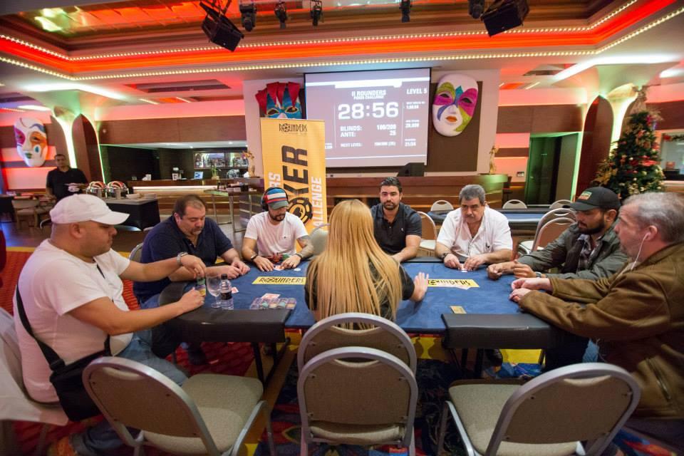 El Rounders Poker Challenge anuncia su tercera fecha 101