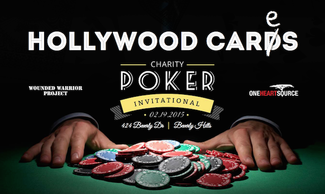 Phil Hellmuth to Host Hollywood Cares Celebrity Poker Invitational 101