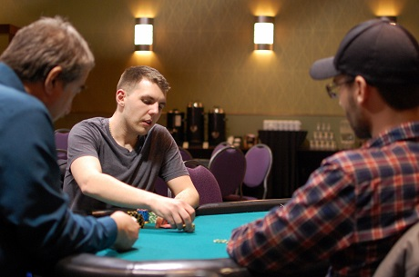 Chris Bowers Earns ,000 in Winter Super Stack Event #1 101