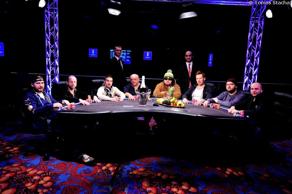 Němec Christian Krupp vyhrál PokerNews Cup a z King´s Rozvadov si veze €57.473... 101