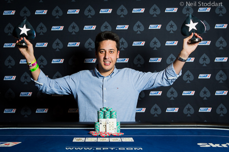Five Thoughts: The Golden Ticket, EPT Deauville Recap, and More 101