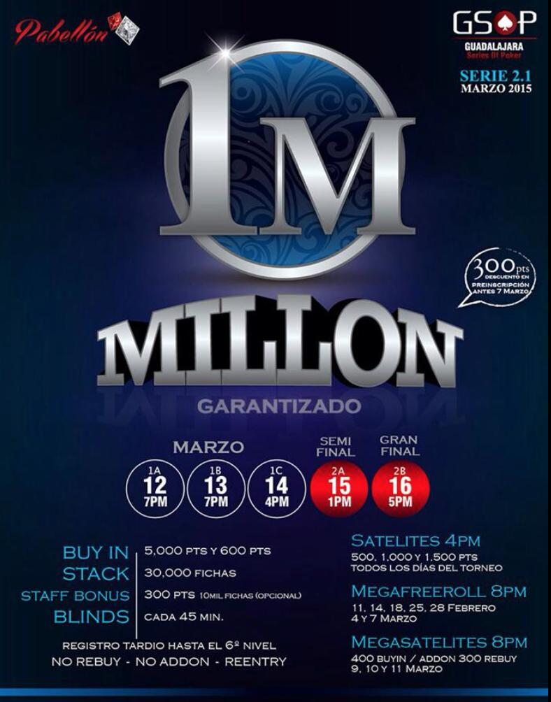 El Pabellón presenta el Guadalajara Series 2.1 101