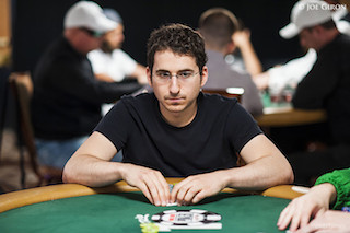 The Online Railbird Report: Blom Ends Two-Week Skid with 7,585 Win 101