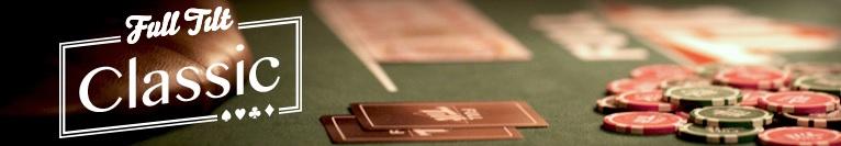 Full Tilt Classic Main Event můžete hrát přes náš exkluzivní Satelit, který se hraje... 101