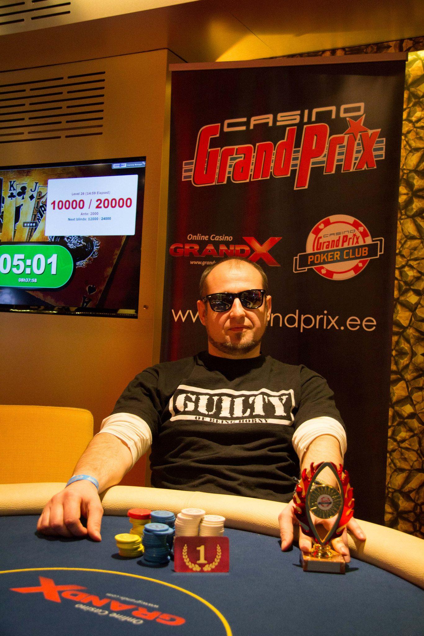 PokerNews Live Pärnu edukas hooaeg kulmineerub reedel finaalturniiriga 101