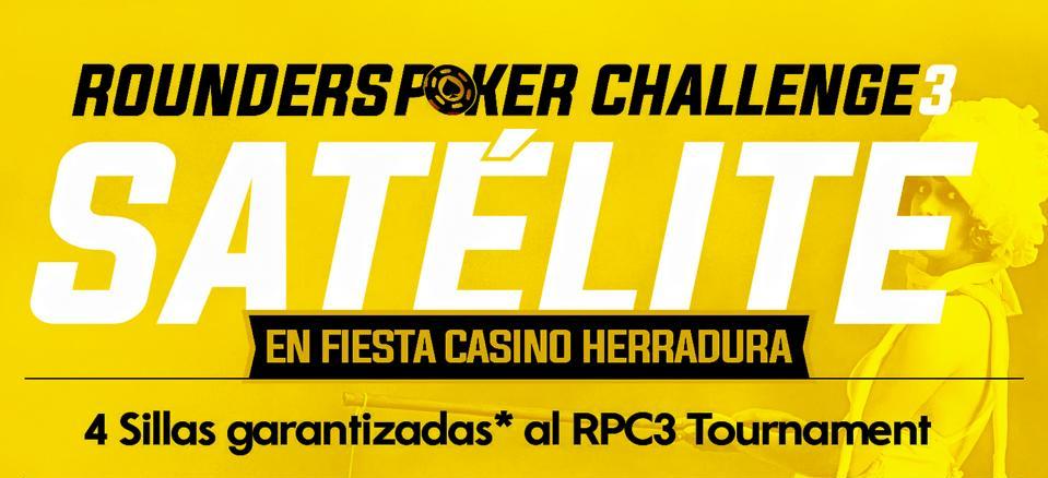RPC y Casino Fiesta Herradura anuncian satélites 101