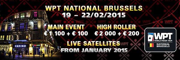 """Jan """"Brendy"""" Brandejs průběžně 11. po dni 1a WPTN Brusel 101"""