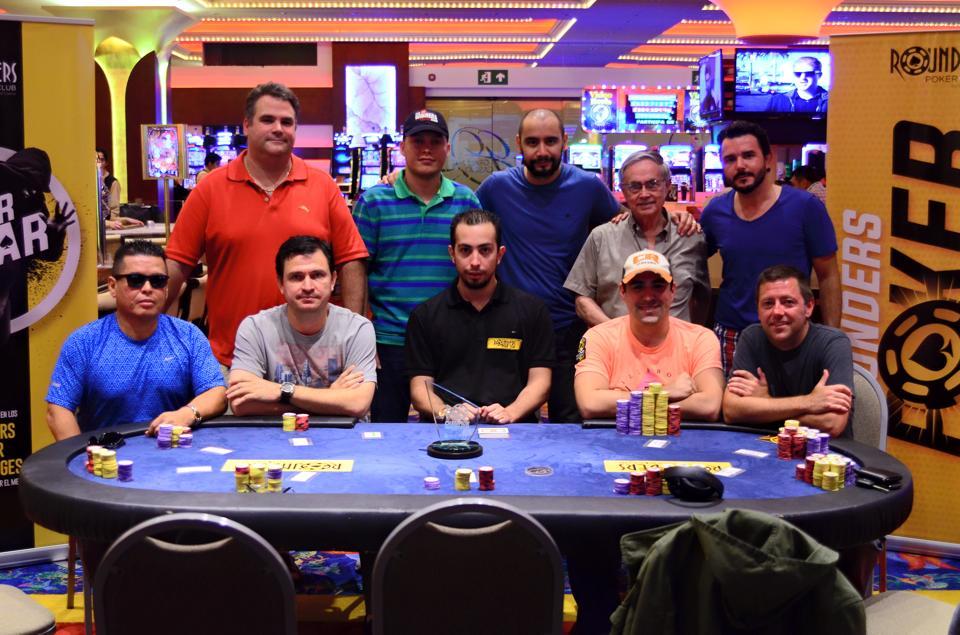 José Andrés Pacheco gana el Rounders Poker Challenge 3 101