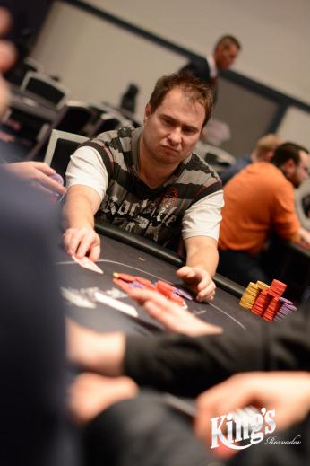 Od 14 hod. pokračuje v King´s Casino Den 3 Eureka 100 Grand Challenge 103