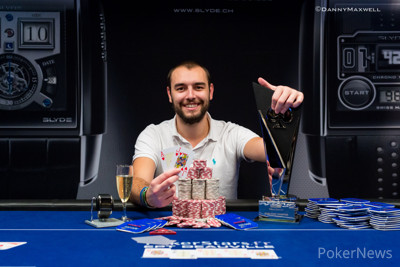 Global Index Poker: Schemion, Seiver dosud vedou; Negreanu se vrací do Top 10 103
