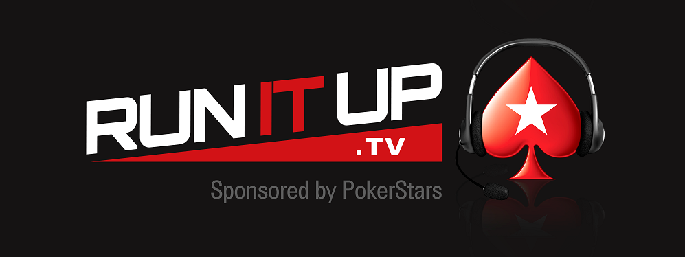Jason Somerville Joins Team PokerStars Pro, Launches New Season of Run It Up! on Twitch 101