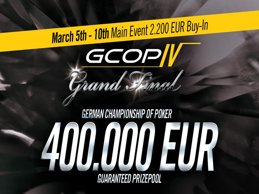 Andrej Cintula druhý v Ranking liste King´s Casino - GCOP festival predo dvermi: Main... 102