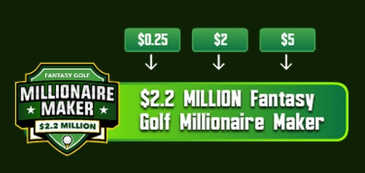 Turn  Into  Million Playing Fantasy Golf on DraftKings 101