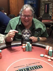 Carter Wins MSPT Golden Gates 0K GTD Prelim; 0K GTD Main Event Starts Thursday 101