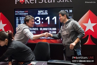 Yuguang Li Slays Macau Poker Cup Red Dragon to Become Champion 101