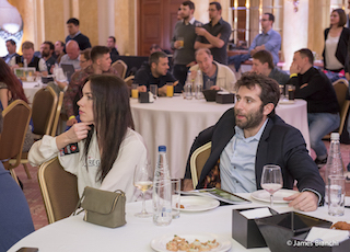 A Night to Remember: A Look at the Inaugural Global Poker Masters Draw Party 101