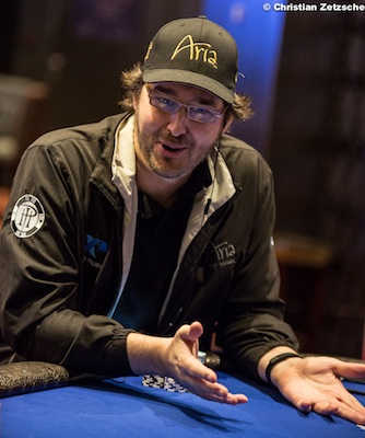 "Inside the Head of the ""Poker Brat,"" Pt. 1: Phil Hellmuth Still Trusting His Reads 101"