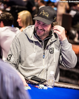 "Inside the Head of the ""Poker Brat,"" Pt. 2: Phil Hellmuth Still Trusting His Reads 101"