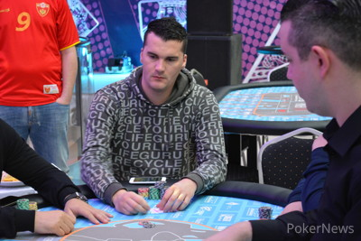 Gofman Aleksandr Chip Leader Dana 1a RPT Main Eventa sa €200.000 GTD 101