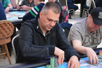 RPT Main Event : Evteev Pavel Chip Leader Dana 1b 102