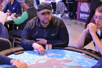 RPT Main Event : Evteev Pavel Chip Leader Dana 1b 103