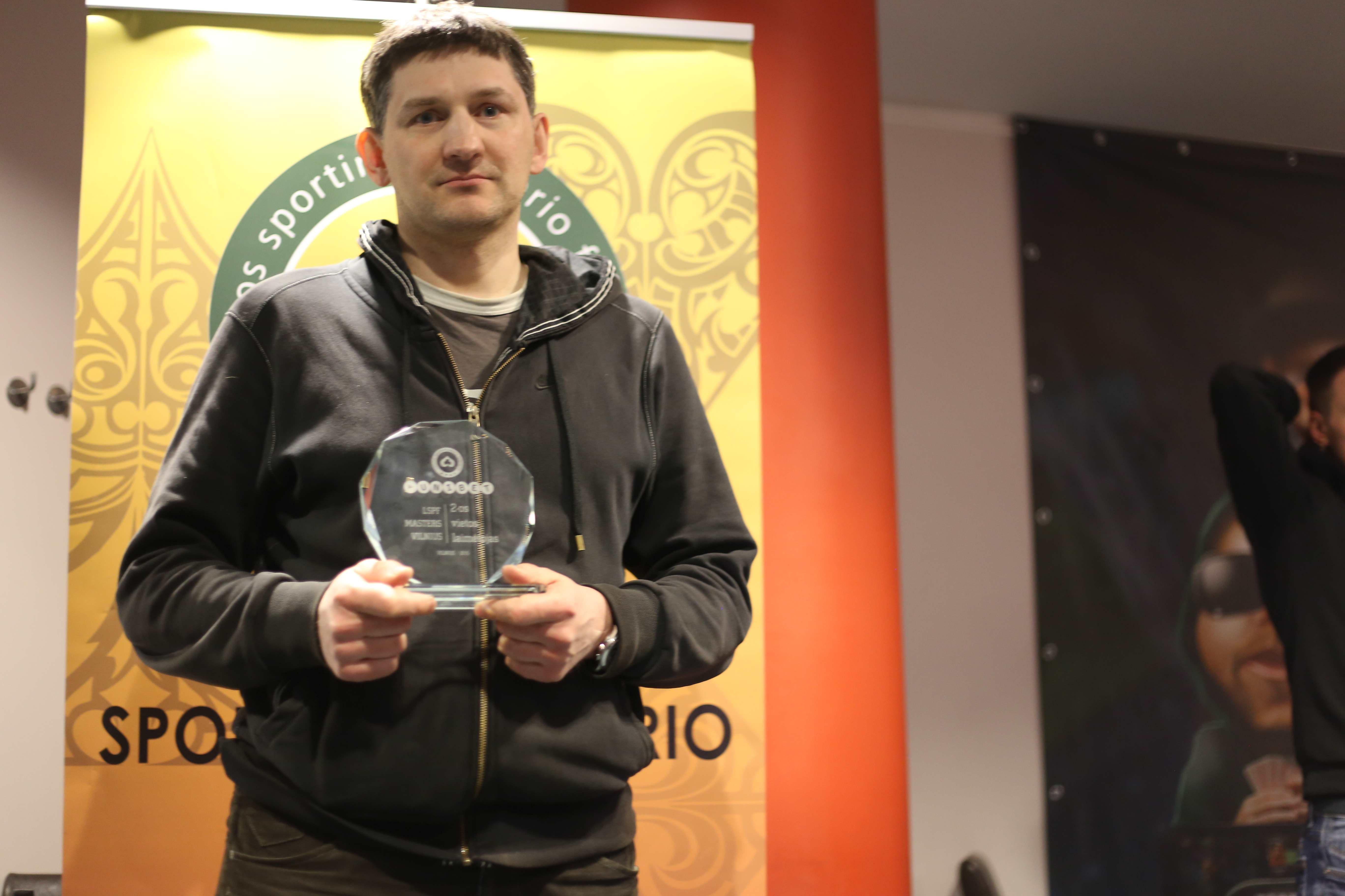 LSPF Vilnius Masters pasiekė finišo tiesiąją 107