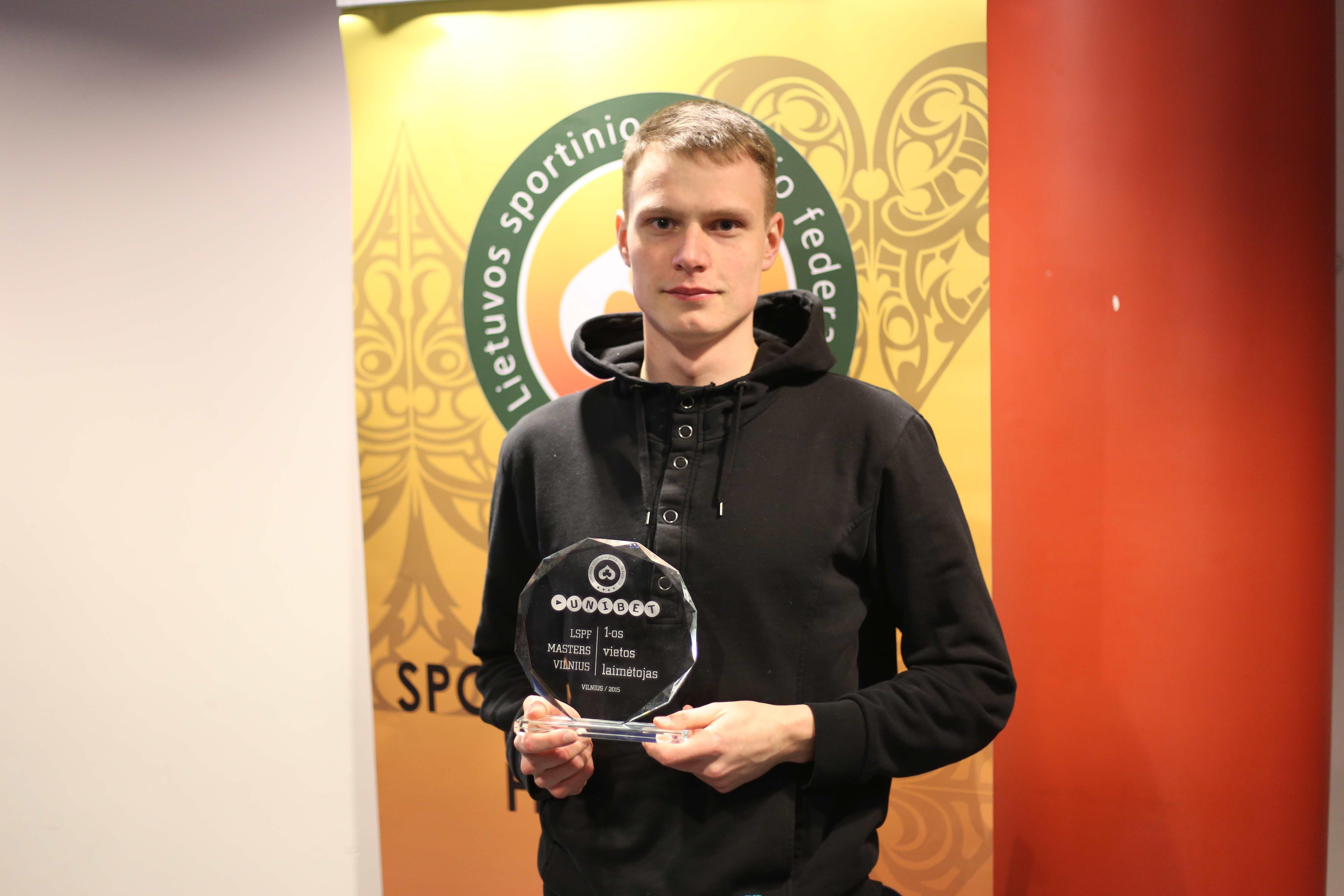 LSPF Vilnius Masters pasiekė finišo tiesiąją 108