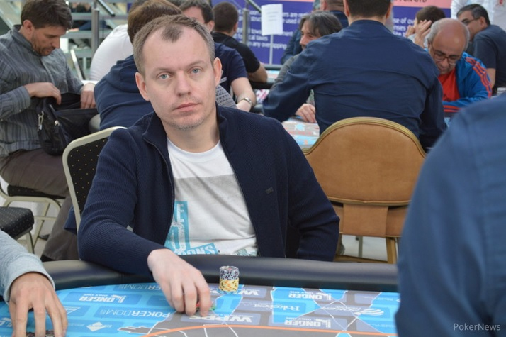 WPPS Main Event Dan 1a: Aleksandr Val Chip Leader 102
