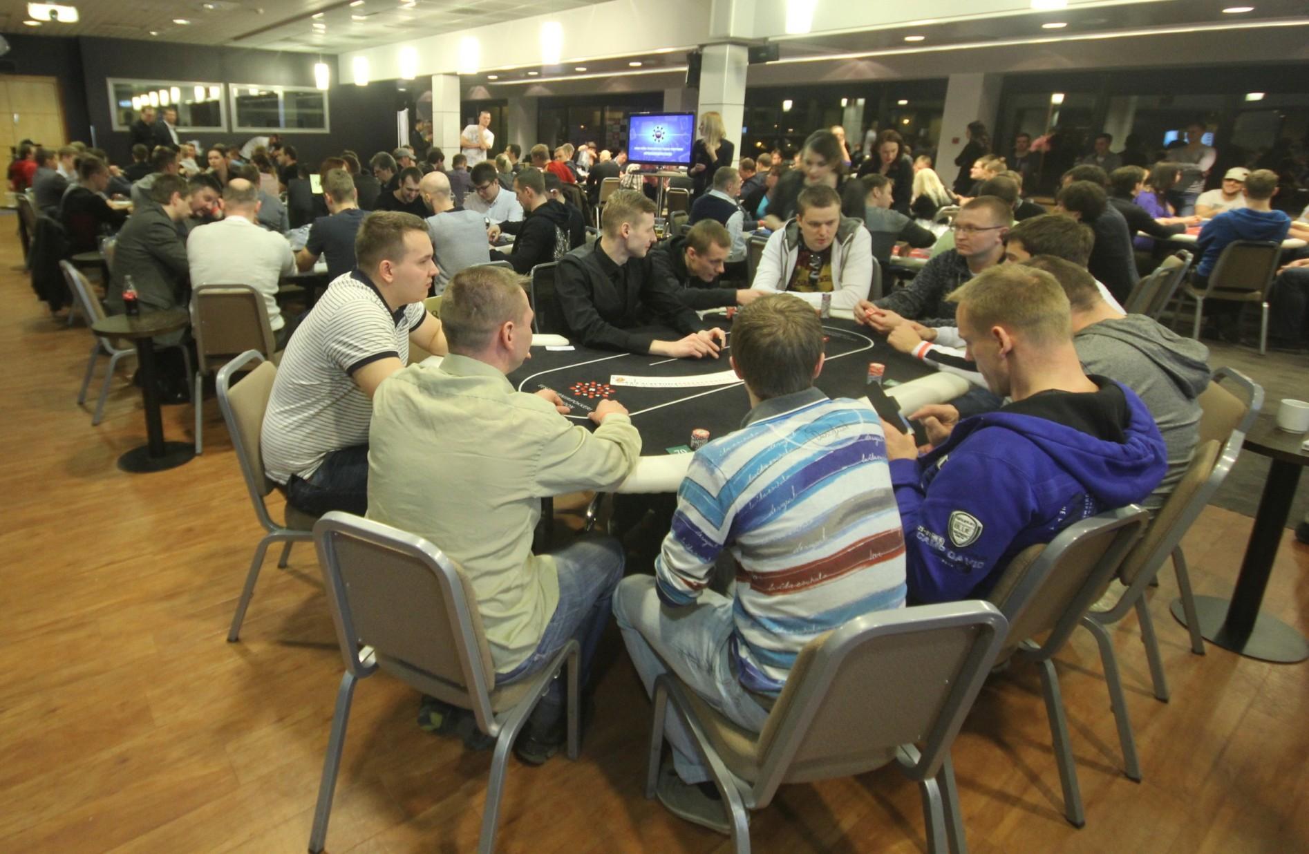 EMV rahvaturniiril osales 681 mängijat, võitis Karl Sarap 101