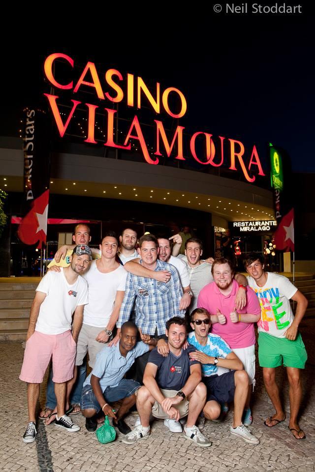 Casino de vilamoura poker