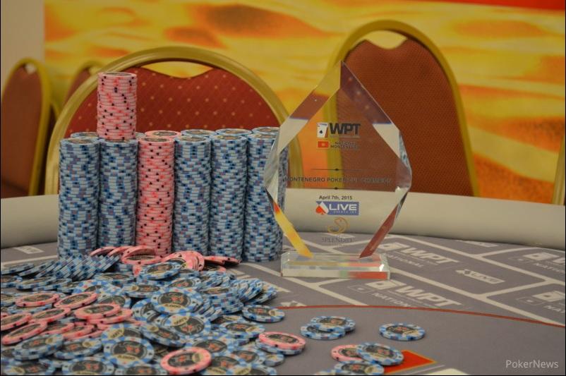 Schulze Felix Daniel Trijumfovao na WPT Montenegro Poker Cup-u za 18.050€ 107