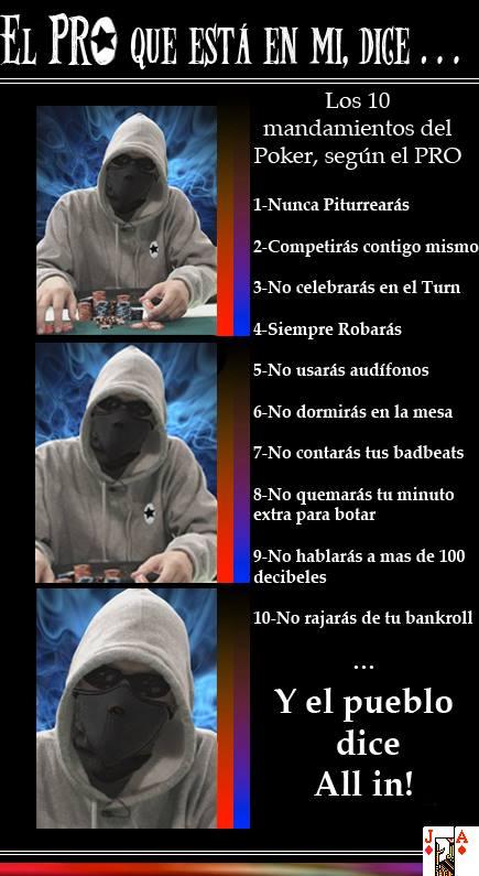 Nace un superhéroe del póker , ¿lo conoces? 104