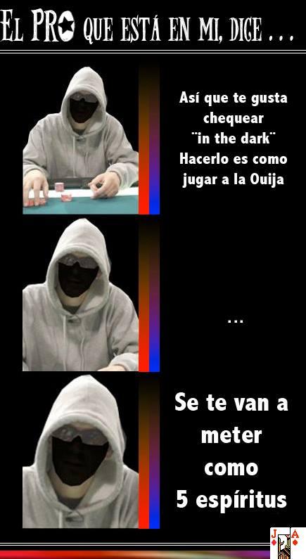 Nace un superhéroe del póker , ¿lo conoces? 101