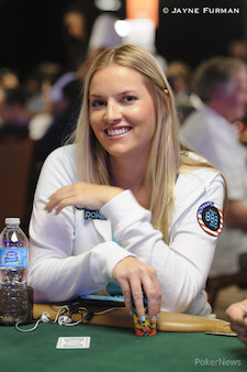 888 Pro Jessica Dawley on Poker Night in America, Women in Poker and More 101