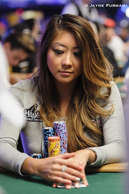 Maria Ho Approaching the World Series of Poker Like a Pro 101