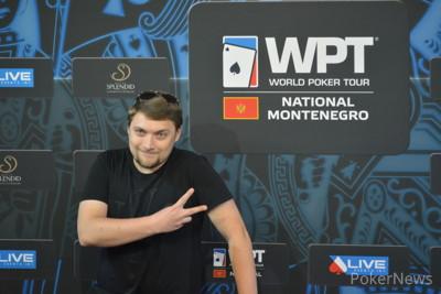 Vladimir Sokolov Trijumfovao na WPT Montenegro Main Eventu za 50.000 € 107