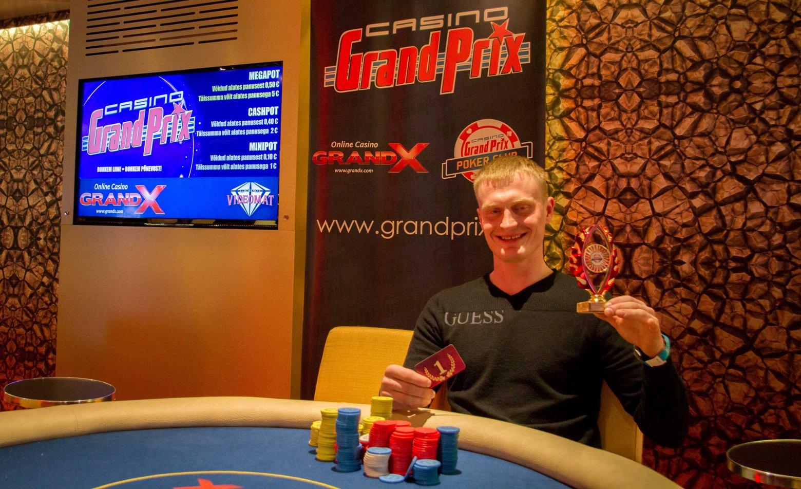 Pärnu Poker Weekend võõrustas kümneid pokkerisõpru 101