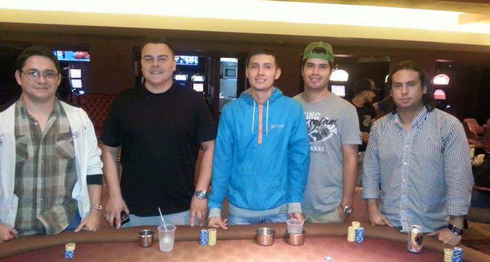 Hoy se juega el Rounders Poker Challenge V 101
